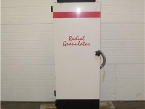 "6"" x 7.5"" Maguire Radial Granulator, Model Model R9, 3 HP"