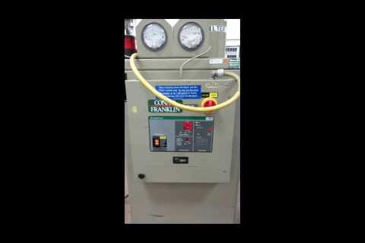 90 CFM Conair Desiccant Dryer, Model CS-100