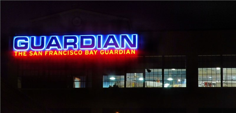 san francisco sign company design services