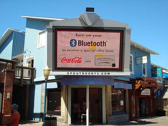 san francisco digital signage