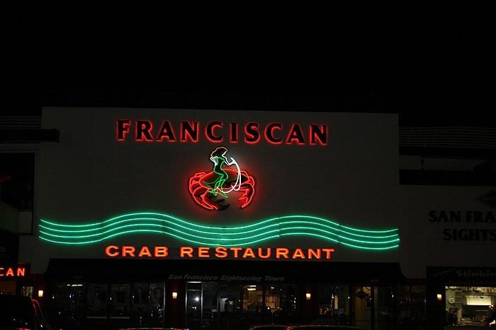 san francisco commercial signage
