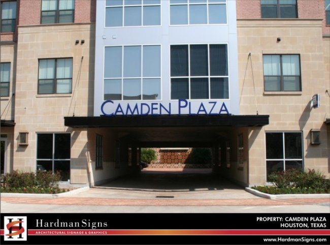 Hotel Sign Services - Houston