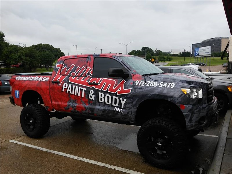 Hightech Signs DFW | Custom Decals | Dallas-Fort Worth