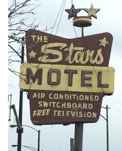 Stars Motel's Retro Sign in Chicago Torn Down