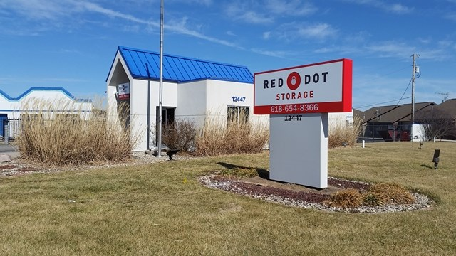 Have a Storage Unit? Choose Red Dot Storage.