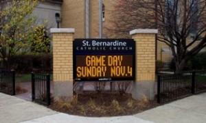 Chicago Moratorium on Digital Signs