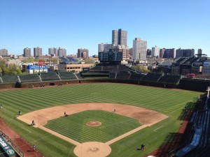 Wrigley Field:Iconic Ballpark or Outfield Full of Signs?