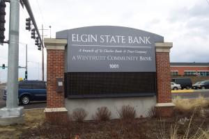 Elgin State Bank Now a Wintrust Community Bank