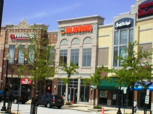 Saladworks Sign Installation In Schaumburg Illinois