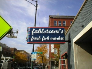 Fahlstrom's Fish Market Now Open in Lakeview