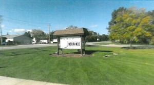 Kamm Insurance, Medinah, Il: A Community Pillar, Now With A New Sign