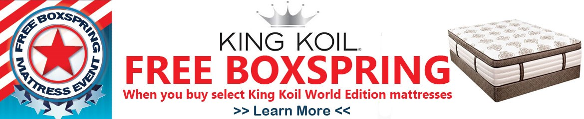 King Koil World Edition Event