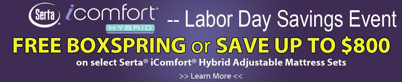 iComfort Hybrid Event