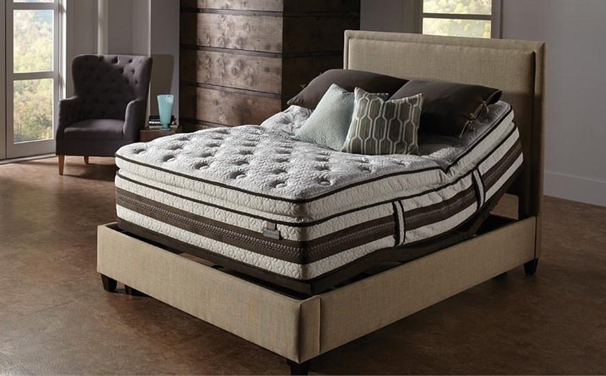 Coolest Sleeping Memory Foam Mattress Serta iSeries Profiles Mattresses - The Mattress Factory