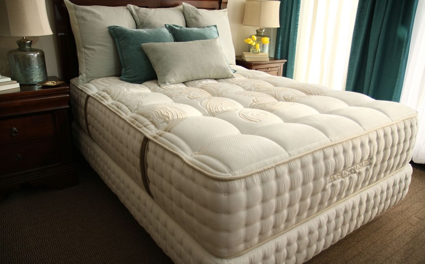 Image gallery luxury mattress for Which mattress company is the best
