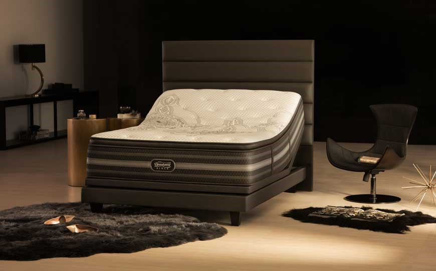 Simmons Beautyrest Black Mattresses