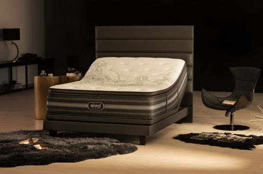 Simmons Beautyrest Black
