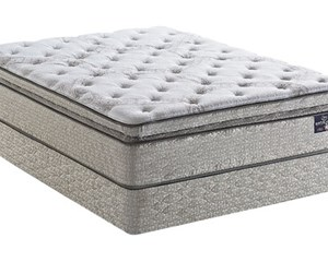 Serta Sertapedic Somerset Isle Plush Pillow Top Mattress