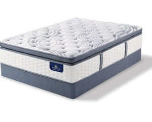 Serta Perfect Sleeper Visby Lake Super Pillow Top