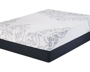 Serta Perfect Sleeper Hallstrom Memory Foam Plush Mattress