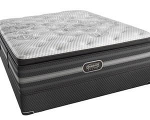 Beautyrest Black Katarina Plush Pillow Top Mattress