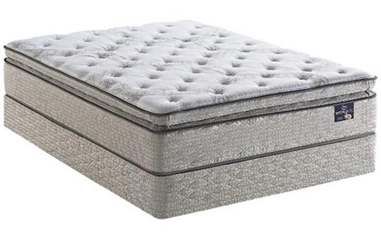Serta Sertapedic Somerset Isle Plush Pillow Top