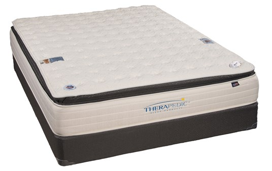 Therapedic BackSense Liberty Plush Pillow Top