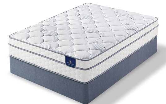 Serta Perfect Sleeper Farmdale Euro Pillow Top