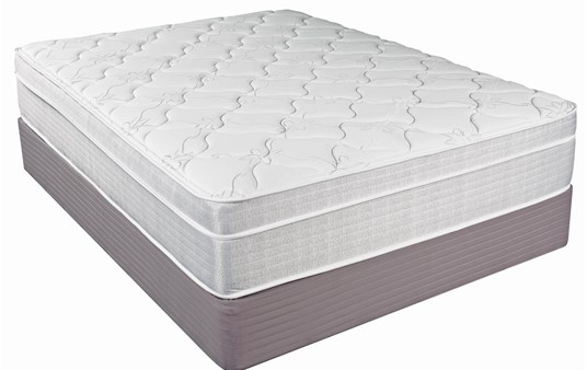 x - King Koil Memory Foam Pillow Top