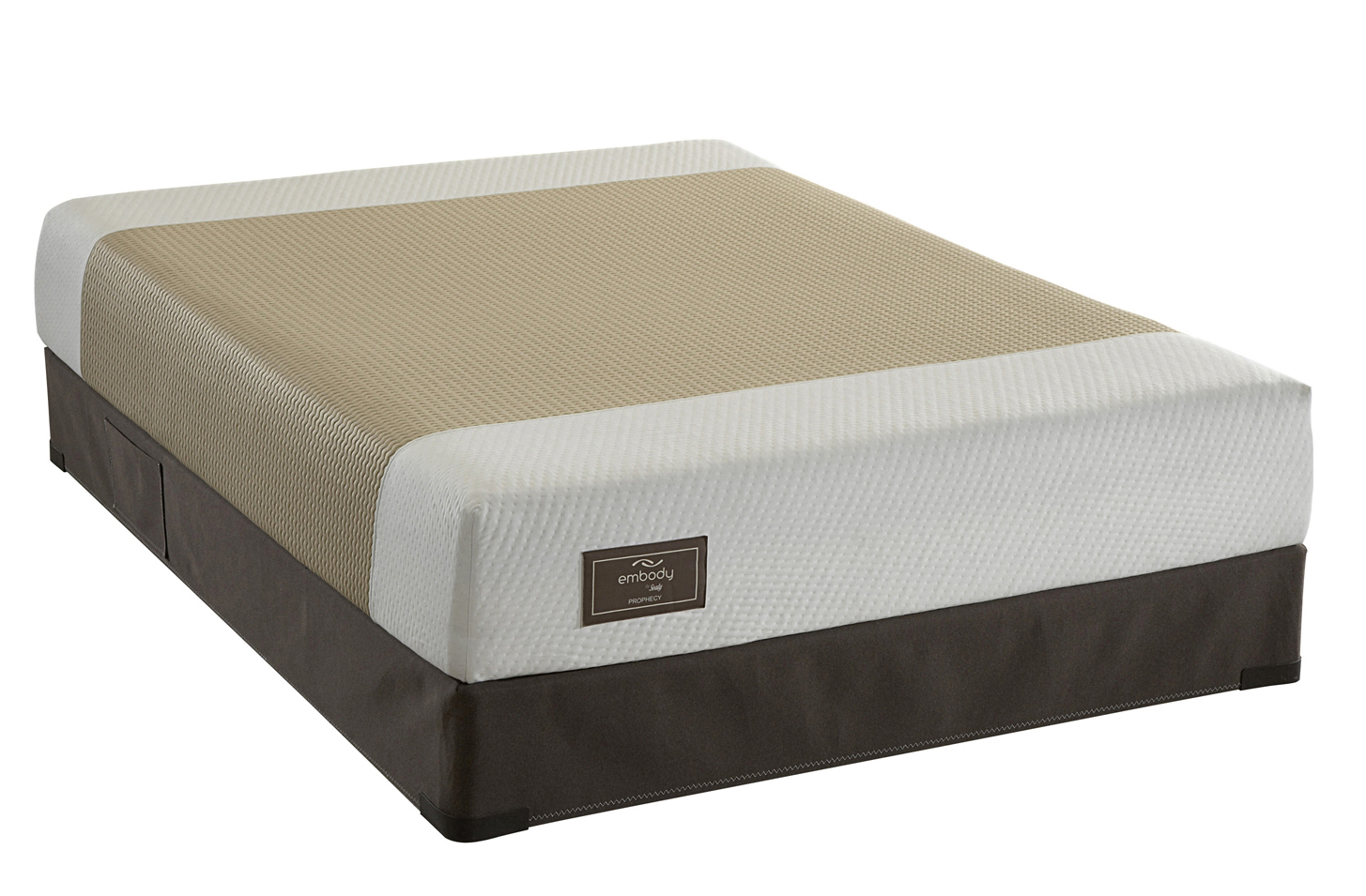 Adjustable Beds Reviews >> Embody by Sealy - Prophecy Memory Foam Mattress