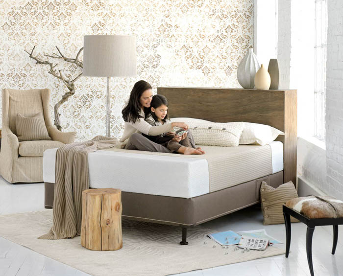 Ortho mattress layezee kingsize recharge
