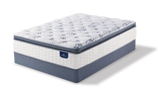 Serta Perfect Sleeper Kirkville Super Pillow Top Mattress