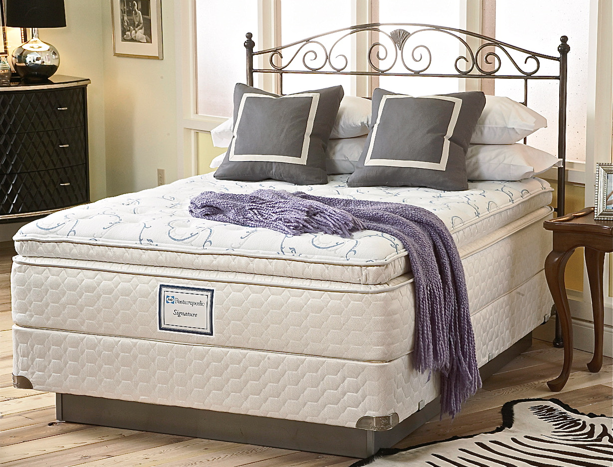 Sealy Posturepedic Signature Series Plush Pillow Top Mattress