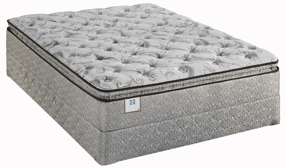 Sealy Plush Pillow Top Mattresses
