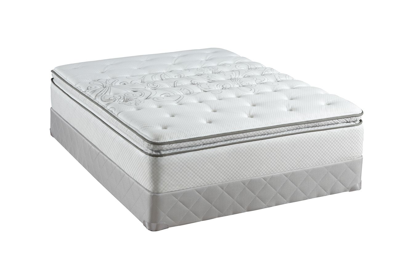 Sealy Posturepedic Classic Plush Euro Pillow Top Mattresses