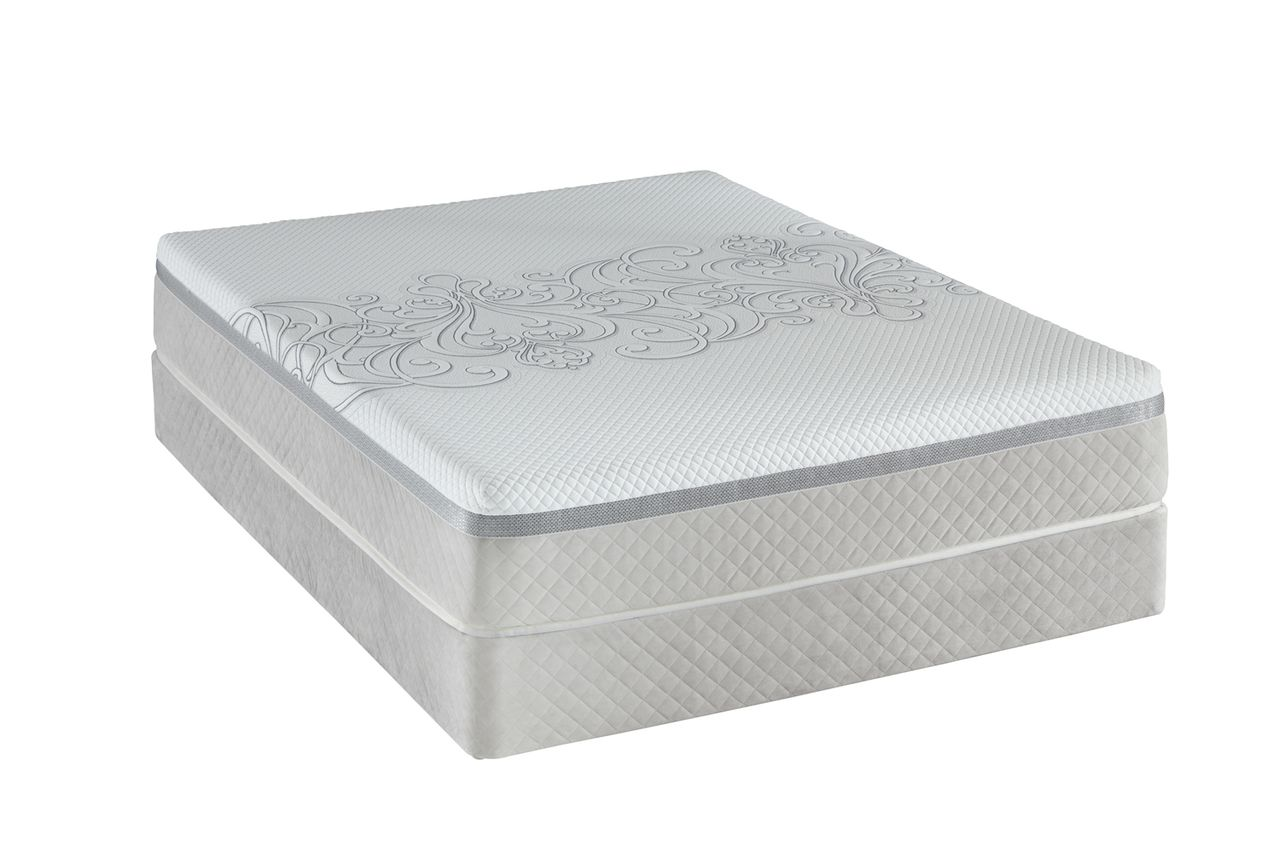 Sealy posturepedic hybrid series trust mattresses for Which mattress company is the best