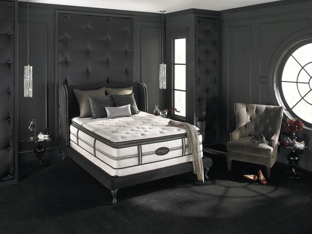 Simmons Beautyrest Black Collection Sonya Nxg Pillow Top