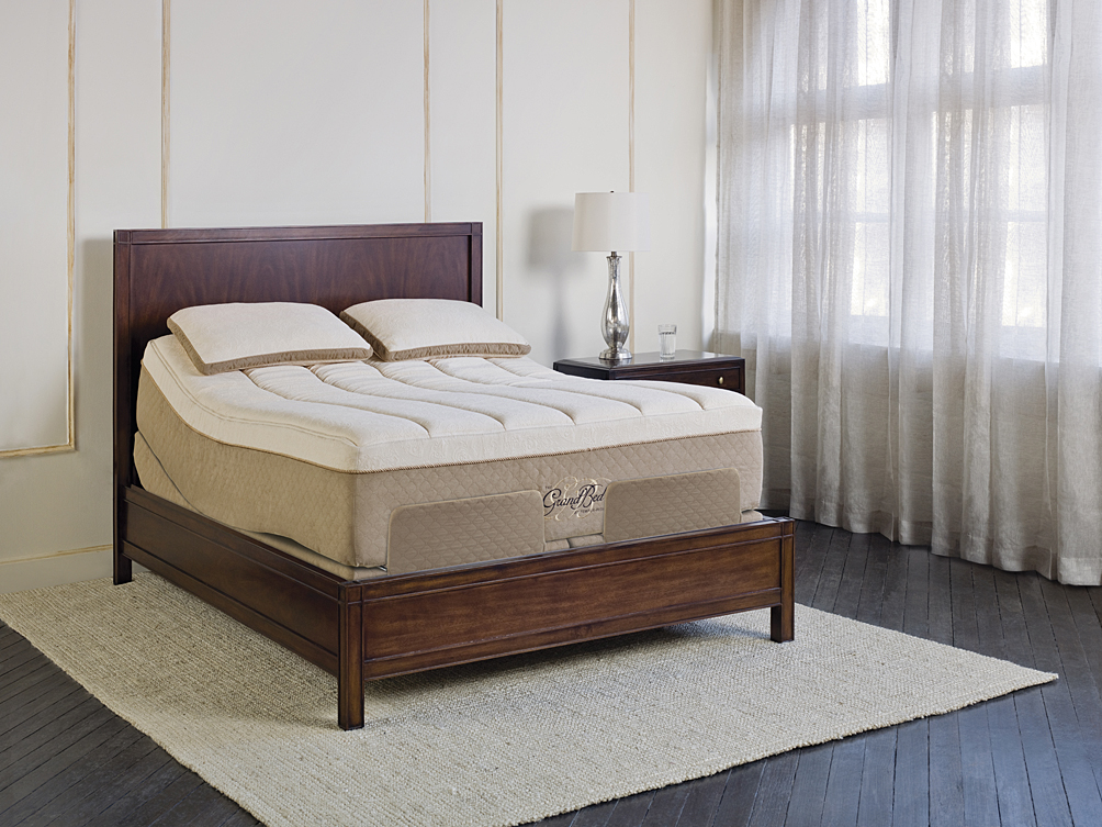 the grandbed by tempur pedic mattresses