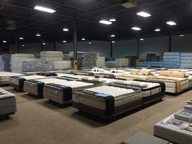 Mattress warehouse gallery for American furniture warehouse mattress disposal