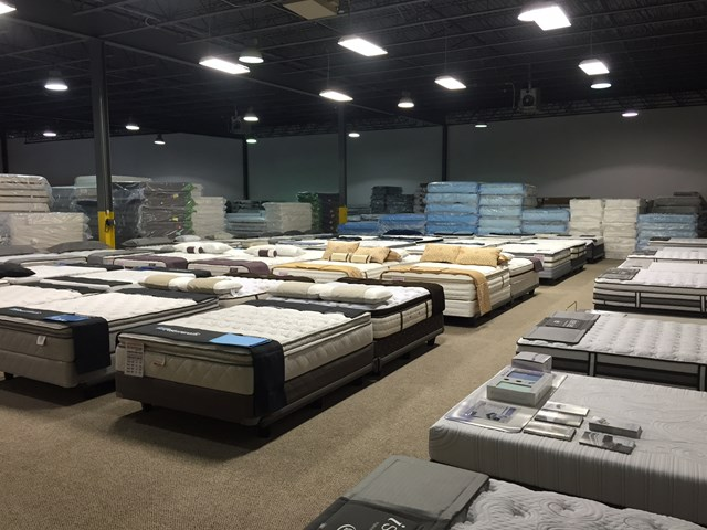 Image gallery mattress store for Best store to buy a mattress