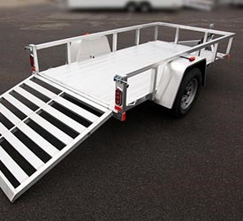 Utility & Equipment Trailers
