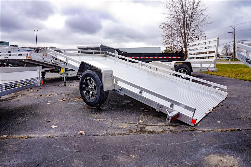 Advantage Trailer now the only Bear Track Aluminum Trailers dealer in Chicago