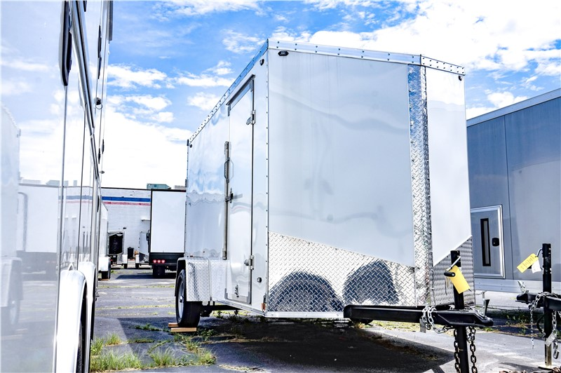 Stealth Titan 6'x12' Enclosed Cargo Trailer