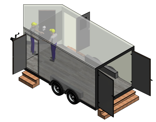 Are Thermal Temperature Trailers the Next Step Toward Reopening the Event Industry?