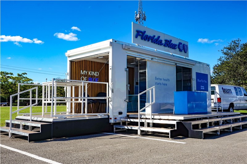 Top 10 Trailers of 2019: #2 - Florida Blue Mobile Healthcare Consultation Trailer