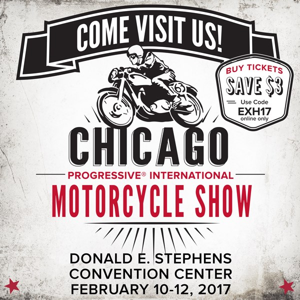 International Motorcycle Show IMS Chicago
