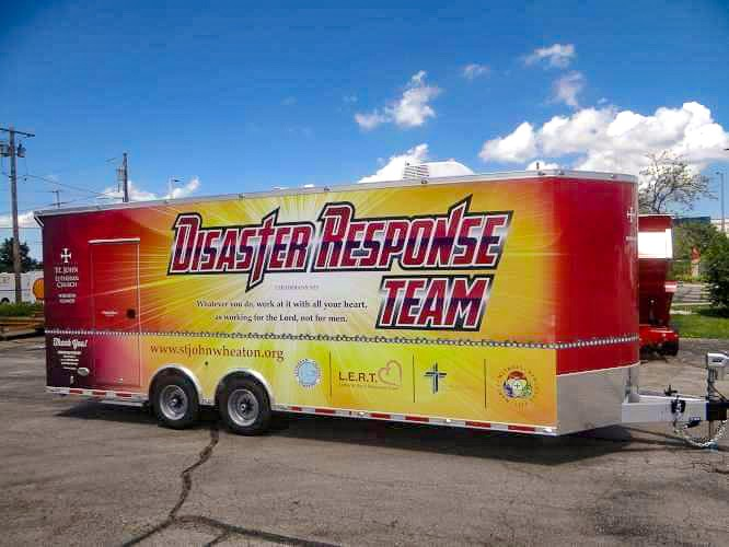 Disaster Response Trailers Provide Invaluable Solution When Disaster Strikes