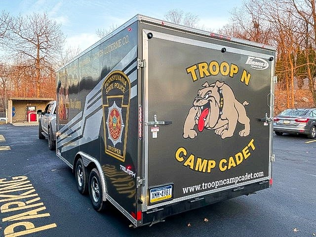 Pennsylvania State Police Using Concession Trailer to Help Fund Youth Camps