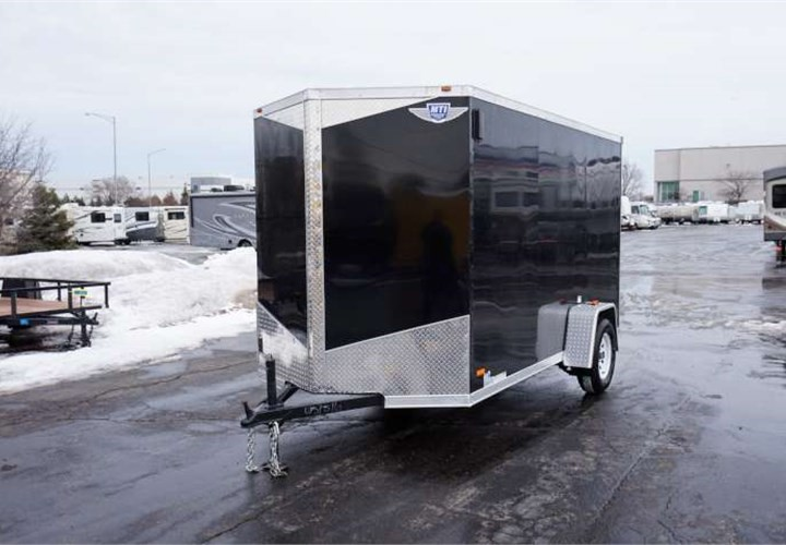 MTI 6'x12' Enclosed Cargo Trailer