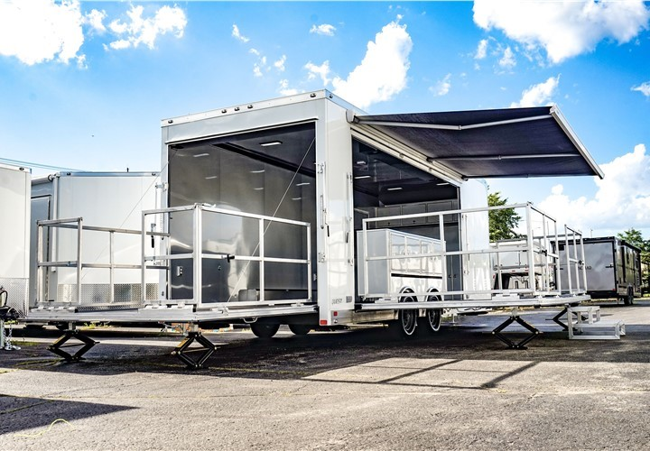24-foot Stage Trailer